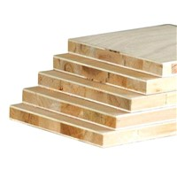 For furniture and decoration,19mm veneer block board