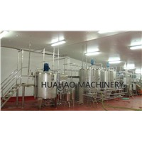 Fruit Juice Production Plant