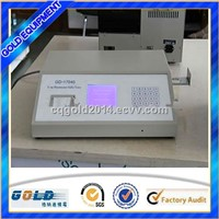 GD-17040 XRF Sulfur Analyzer for Petroleum Products