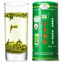 HACCP certified lateste design china green tea