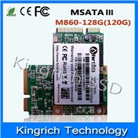 High Speed 128GB Msata SSD DISK with Cache 256MB Solid State Drive Disk For PC/Laptop/Service