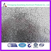 High quality 1050 stucco embossed aluminum sheet