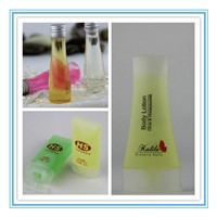 .Hot Sale Chinese Disposable cosmetics bottles for shampoo/body lotion/conditioner