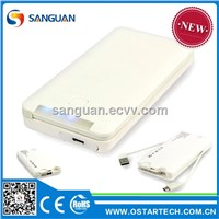 Hot Sale Portable Universal Harga 4600mah Power Bank