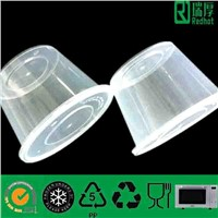 Injection PP Plastic Food Bowl for Soup 750ml