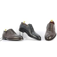 Italian hand-made soft leather men's shoes/ Import cow dress shoes/ noble leather shoes
