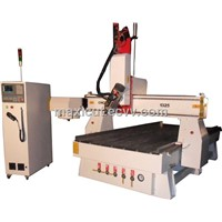 MAC1325-4X Light 4-axis Carousel Tool-changing CNC Processing Center