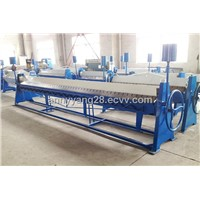 MANUAL /TDF BENDING EDGE MACHINE/MANUAL FOLDING EDGE MACHINE