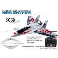 MODEL airplane MINI SKYFUN RTF Basic with 3G3X from SKYARTEC RC