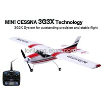 MODEL airplane Mini Cessna 2.4GHz Brushless 3G3X from SKYARTEC RC
