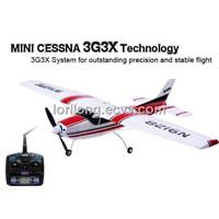 MODEL airplane Mini Cessna 2.4GHz Brushless 3G3X from SKYARTEC RC