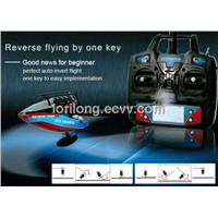 MODEL mini helicopter WASP 100 AUTO CP one key Switchover RTF from SKYARTEC RC