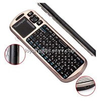 Mini Handheld Wireless Keyboard with IR Remote & Laser Pointer Wholesale