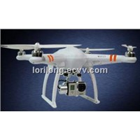 Freexgroup skyview multi rotor copters electric drone with gimbal RTF auto return 2.4Ghz 1000m