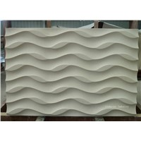 Natural Limestone modular 3-dimensional cladding tiles