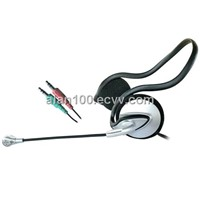 Neck band type computer headsets (OH-TC622) / PC headphone