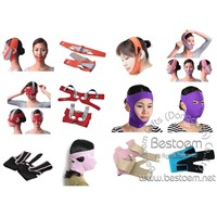 Neoprene face slimming belt/ masks from BESTOEM
