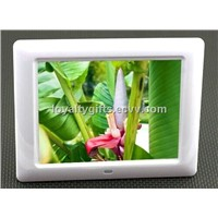 "New 8"" TFT LCD Multi-functional Digital Photo/Picture Frame w/ Remote"
