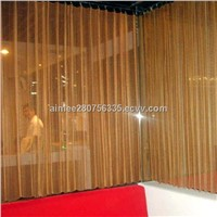 Newest design aluminum metal mesh curtain