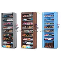 Non Woven Fabric Shoe Rack My X110
