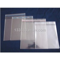 Opp Bags with self adhesive tape seal