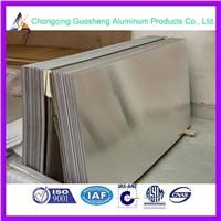 PE/PVDF painted marine grade aluminium 5083 aluminum sheet for shipbuilding
