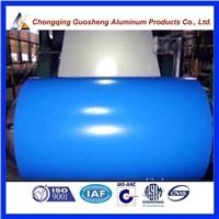 PE/PVDF prepainted aluminum coil