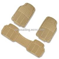 PVC with NBR car mats