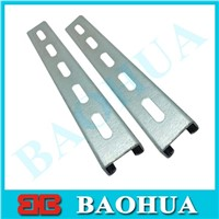 Perforated/Plain Steel Uni Strut Channel