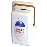 Pest reject with ultrasound and Electromagnetism techonlogy