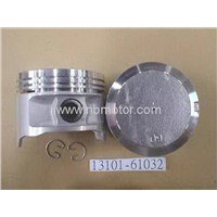 Piston 13101-61032 for toyota