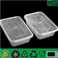 Plastic Container for Food Take Away