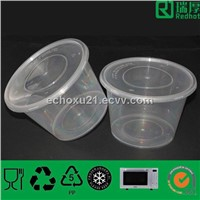 Plastic Disposable Food Storage Food Container 3500ml