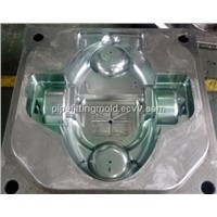 Plastic injection moulding children air plane toy mould maker