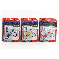 Popular Mini Finger Bicycle Alloy and Plastic cool for boy Finger skateboard