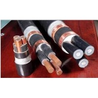 Power Cable with Copper minum Core XLPE Insulated PVC Sheathed Armoured