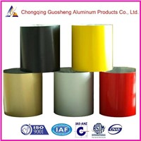 Prepainted aluminum sheet coil with alloy 1050 1060 1100 3003 5052
