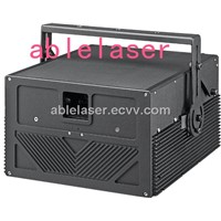 Professional High Power 9w RGB Laser Light Show with Good White Beam