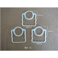 Professional soft plastic handle for milk paper boxes/beverage box