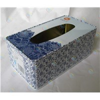 Rectangle Tinplate Hotel Tissue Box,Paper towel box,Car Tissue Tin Box