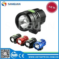 SG-Thumb i 800lm Mini Size Portable LED Bicycle Light/Head Light