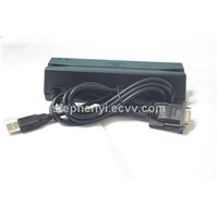 SHS450 Magnetic Card Reader dual or triple tracks Ivory/Black color