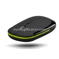 Sale 2.4GHz Wireless Mouse 3500 Ultra Slim Mini USB Receiver Wireless Laser Ultra Thin Mouse