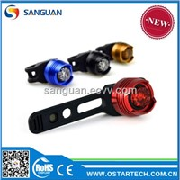 Sanguan warning light,safe taillight,flash ruby light