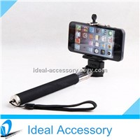 Selfie Rotary Extendable Handheld Camera Tripod Mobile Phone Monopod For Digital