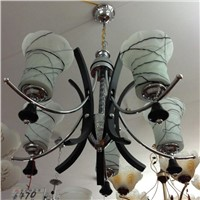 Sell new Chinese wood-style chandelier