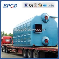 Single drum coal & biomass fired steam boile