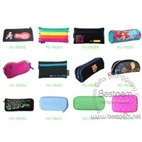 Soft neoprene pencil bags and hard shell pencil case from BESTOEM