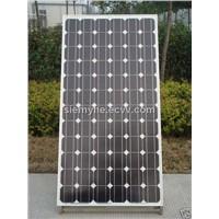 Solar PV System 120W