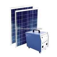 Solar Power System 300W, Solar Generator 220V Output
